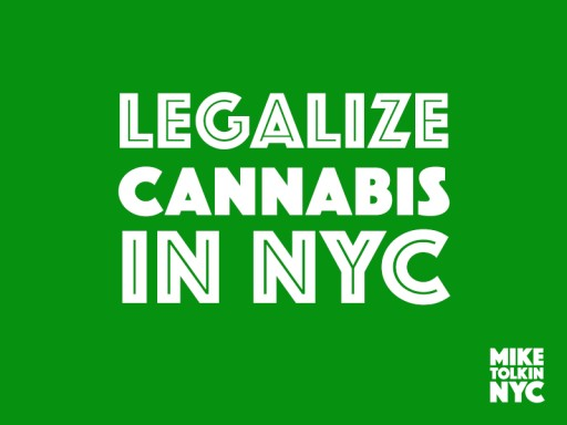 Legalize Cannabis in NYC